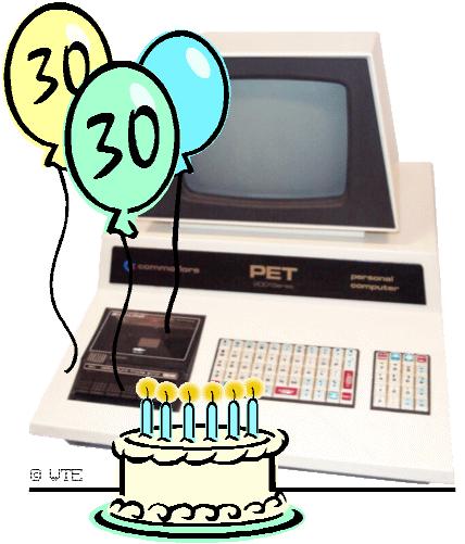 30 Jahre PET